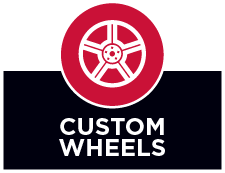 Custom Wheels Available at Hometown Tire Pros in Wolfforth, TX 79382 and Sundown, TX 79372